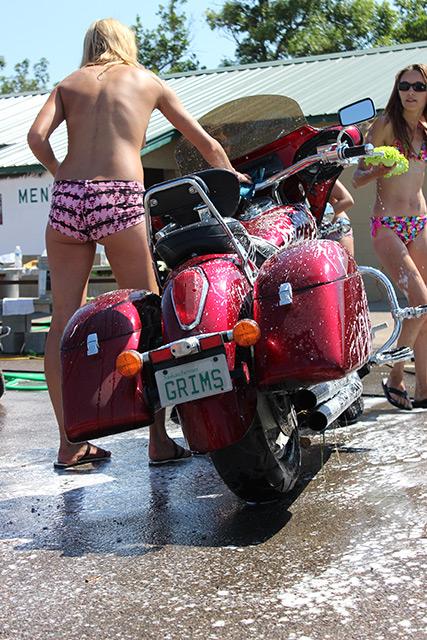 Glencoe Camp Resort Bike Wash 2 | Gallery | Glencoe Camp ...