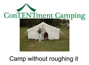 ConTENTment Camping